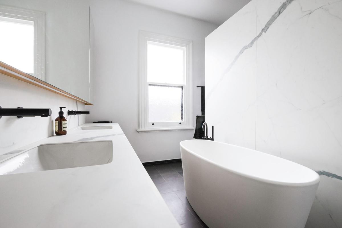 Bathroom Calacata