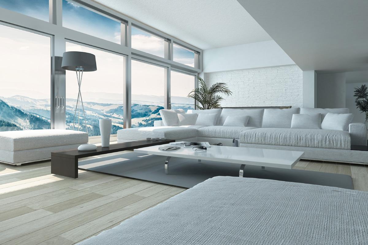 Tuscan living room
